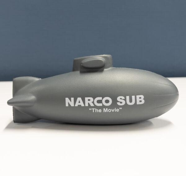 Narco Sub stress ball
